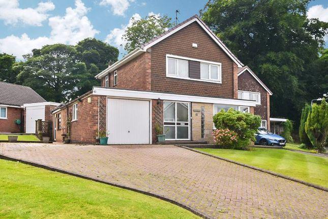 Thumbnail Detached house for sale in Whitehill Lane, Sharples, Bolton
