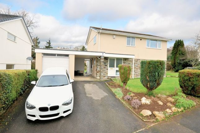 Thumbnail Detached house for sale in Churchill Road, Whitchurch, Tavistock