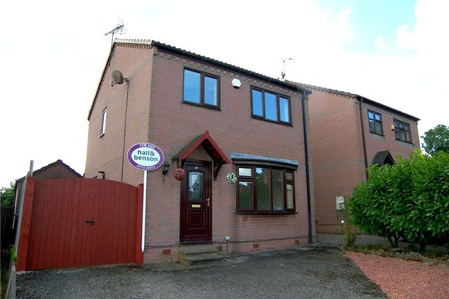 Thumbnail Detached house to rent in Sycamore Close, Stretton, Alfreton