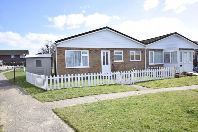 Thumbnail Semi-detached bungalow to rent in Hebrides Walk, Eastbourne, East Sussex