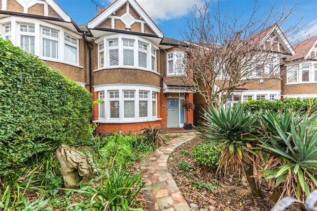 Thumbnail Semi-detached house for sale in Winton Ave, London
