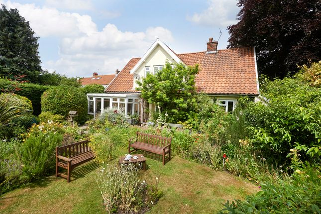 Thumbnail Detached house for sale in The Street, Walberswick, Southwold