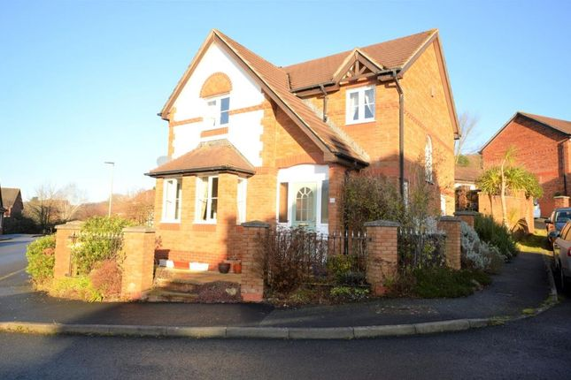 Thumbnail Detached house for sale in Southbrook Road, Bovey Tracey, Newton Abbot, Devon