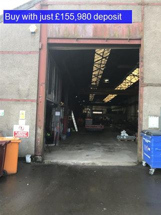 Thumbnail Light industrial for sale in Thistle Industrial Estate, Church Street, Cowdenbeath