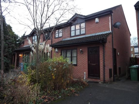 Thumbnail Flat for sale in Abbotside Close, Manchester, Greater Manchester