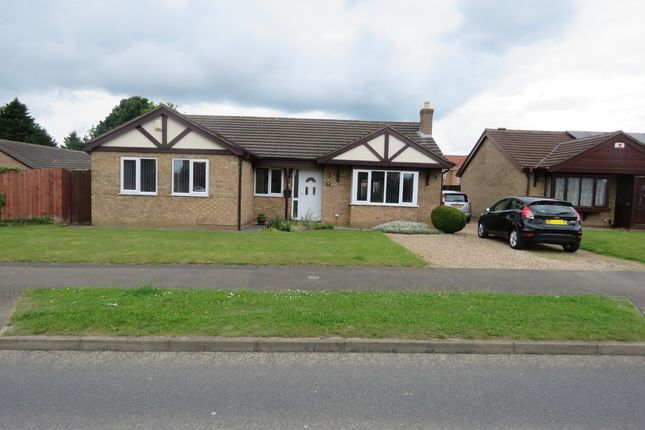 4 bed detached bungalow for sale in Wolsey Way, Lincoln