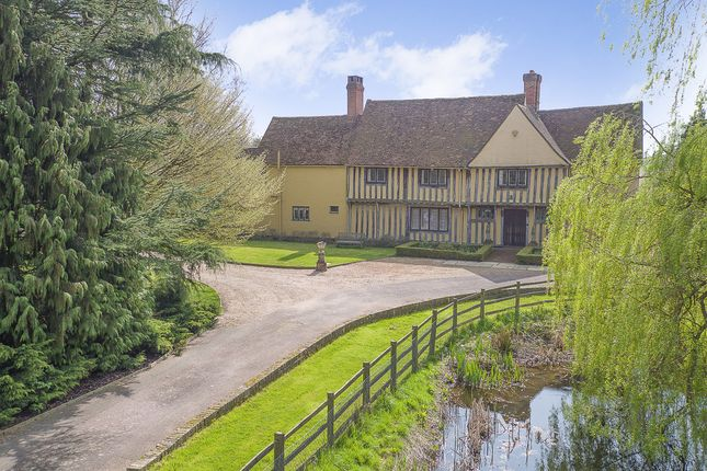 Thumbnail Country house for sale in Bridge Street, Long Melford, Sudbury