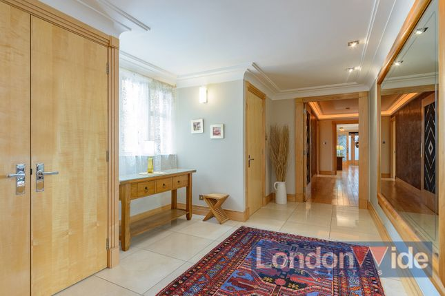 Thumbnail Flat for sale in Viceroy Court, Prince Albert Road, St Johns Wood
