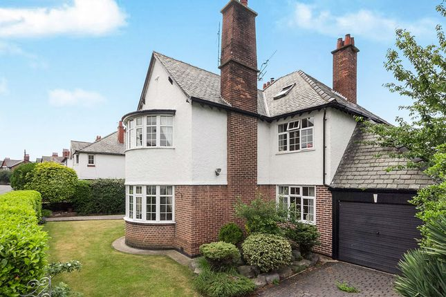 Thumbnail Detached house for sale in Clwyd Avenue, Prestatyn