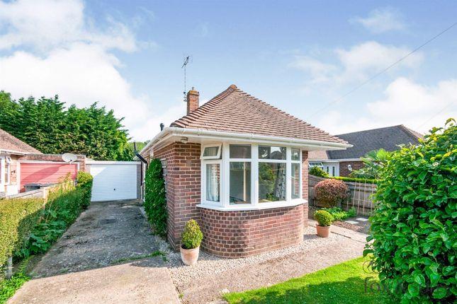 Thumbnail Detached bungalow for sale in Otteham Close, Polegate