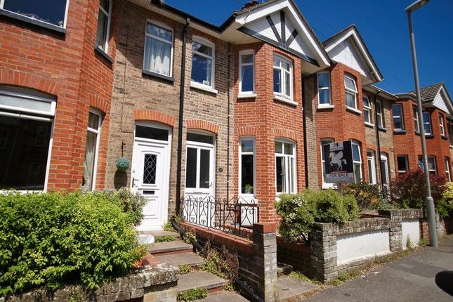 2 bed terraced house for sale in Olga Road, Dorchester