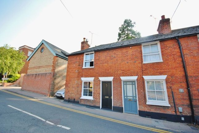 Thumbnail Terraced house for sale in Debden Road, Saffron Walden