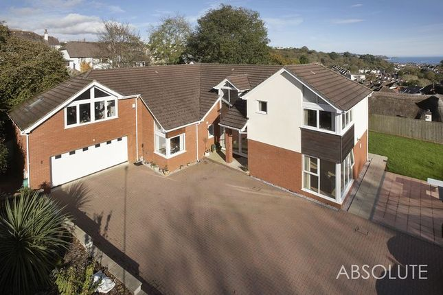 Thumbnail Detached house for sale in Shorton Road, Preston, Paignton
