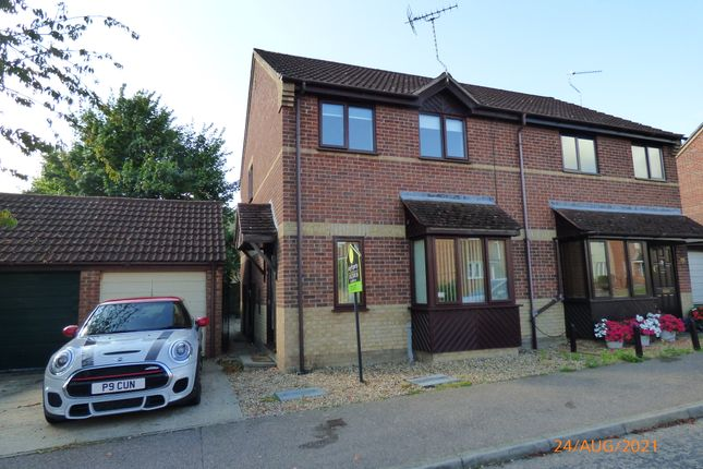 Semi-detached house to rent in Kings Road, Bungay, Suffolk