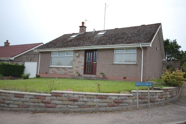 Thumbnail Detached house to rent in Bruce Walk, Redmoss, Aberdeen