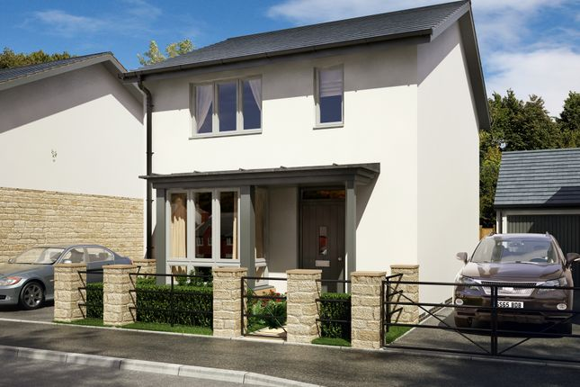 "Thumbnail Detached house for sale in ""Saguso"" at Granville Road, Lansdown, Bath, Somerset, Bath"