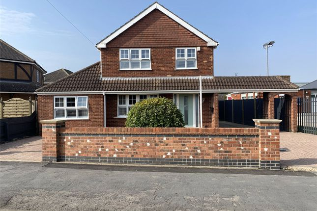 4 bed detached house for sale in Margaret Street, Immingham DN40