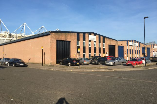 Thumbnail Industrial to let in Units 16-17 Central Trading Estate, Marine Parade, Southampton