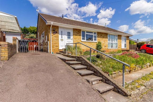 Thumbnail Bungalow for sale in Wyebank Way, Tutshill, Chepstow