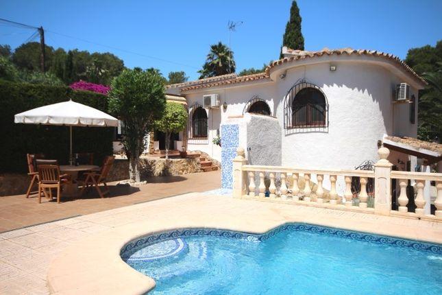 3 bed villa for sale in Moraira Valencia, Moraira, Valencia