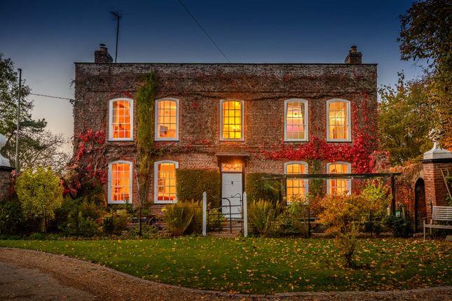 Thumbnail Detached house for sale in Gorefield Road, Leverington, Wisbech, Cambridgeshire