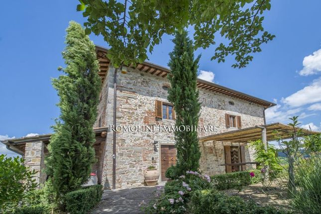 Farmhouse With Vineyard And Pool For Sale Cortona
