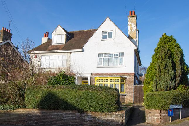 Thumbnail Semi-detached house for sale in Ashenground Road, Haywards Heath