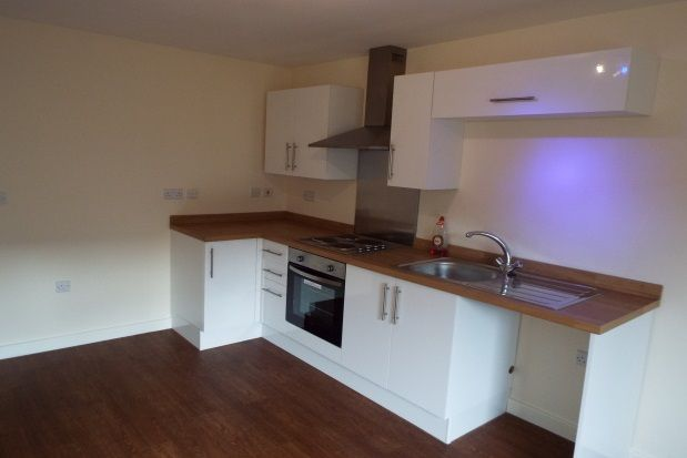 Thumbnail Flat to rent in New Central Building, Long Eaton