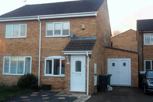 Thumbnail Semi-detached house to rent in Chedworth, Yate, Bristol