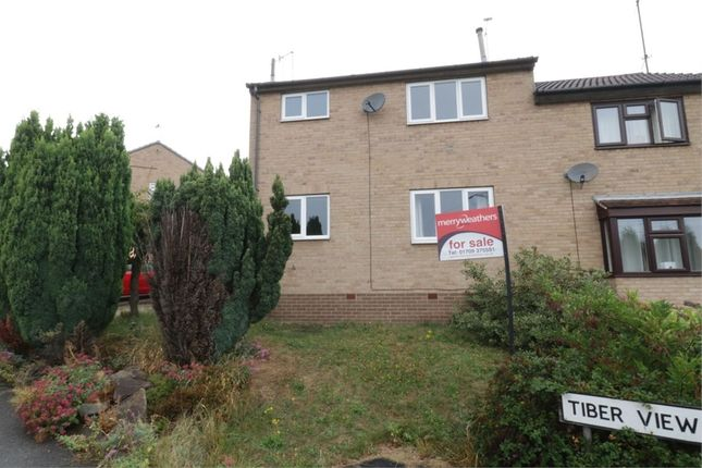 Thumbnail Semi-detached house for sale in Tiber View, Brinsworth, Rotherham, South Yorkshire