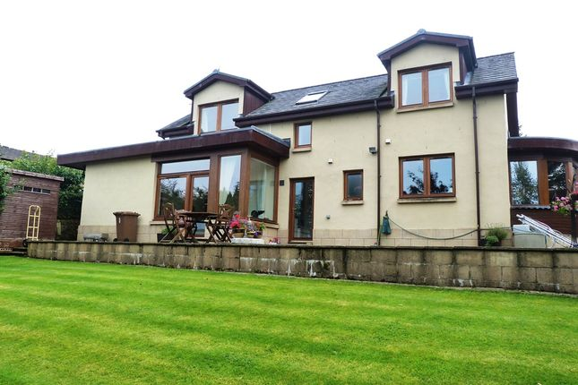 Thumbnail Detached house for sale in Dennistoun Road, Langbank