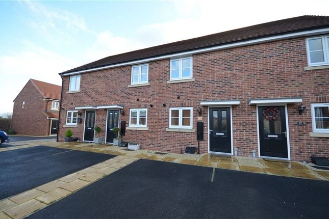 Thumbnail Town house to rent in Southlands Close, South Milford, Leeds