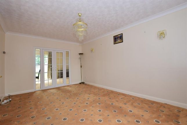 Thumbnail Detached house for sale in Copperbeach Close, Gravesend, Kent