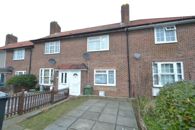 Thumbnail Terraced house to rent in Keedonwood Road, Bromley, Kent