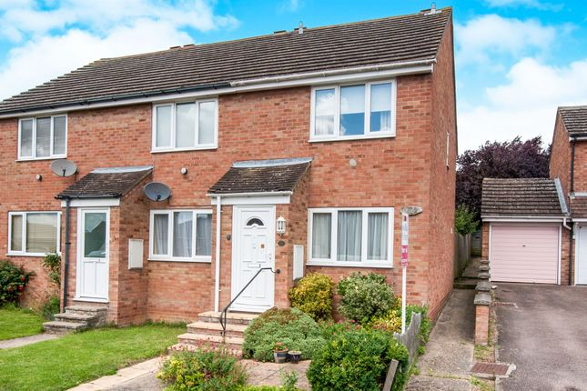 Thumbnail End terrace house for sale in Martin Road, Diss