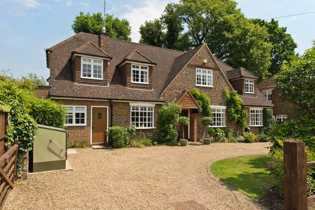 Thumbnail Detached house for sale in Blundel Lane, Stoke D'abernon, Cobham