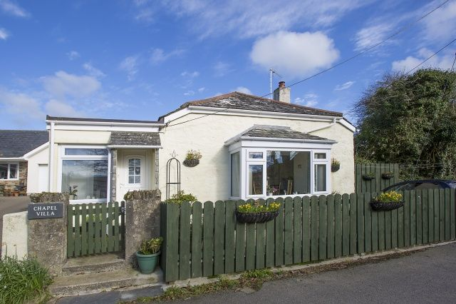 Thumbnail Bungalow for sale in Trelights, Port Isaac
