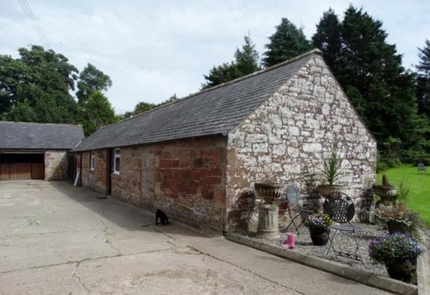 Thumbnail Cottage to rent in Kirtlebridge, Lockerbie