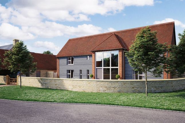 Thumbnail Detached house for sale in St. James Way, West Hanney, Wantage