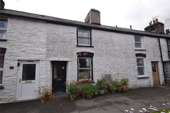Thumbnail Terraced house for sale in Doll Street, Machynlleth, Powys