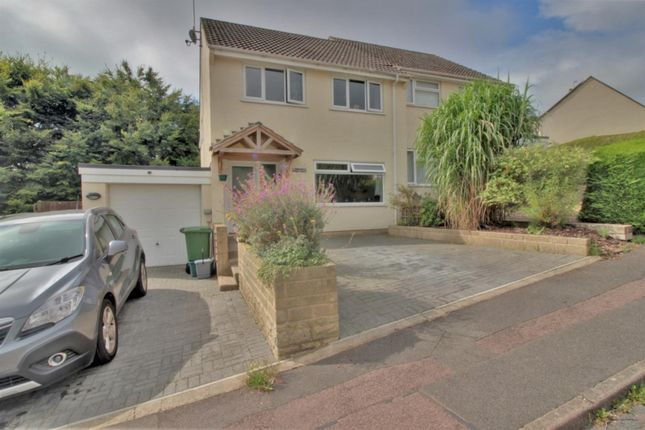 Thumbnail Semi-detached house for sale in The Martins, Stroud