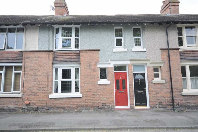 Thumbnail Terraced house to rent in Field Terrace, Stone