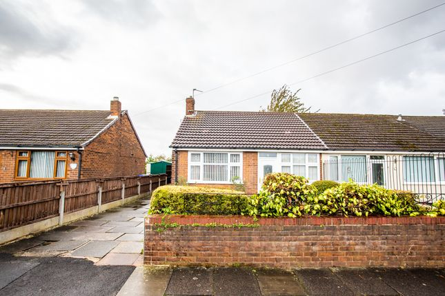 Thumbnail 2 bed semi-detached bungalow to rent in Mansfield Avenue, Denton