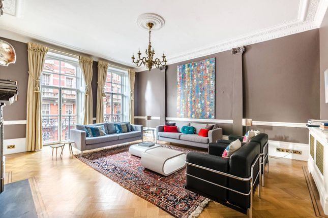 Thumbnail Flat to rent in Kensington Gore, South Kensington