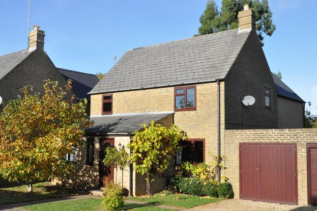Thumbnail Link-detached house for sale in Hook Norton, Oxfordshire