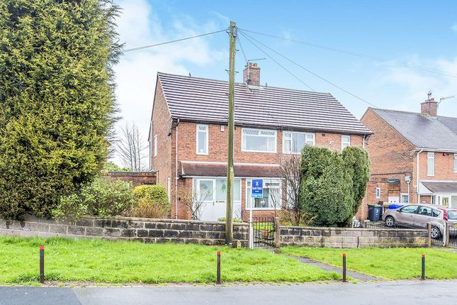 Thumbnail Semi-detached house for sale in Malthouse Road, Bucknall, Stoke-On-Trent