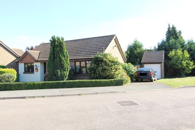 Thumbnail Bungalow for sale in Brockwood Close, Gamlingay