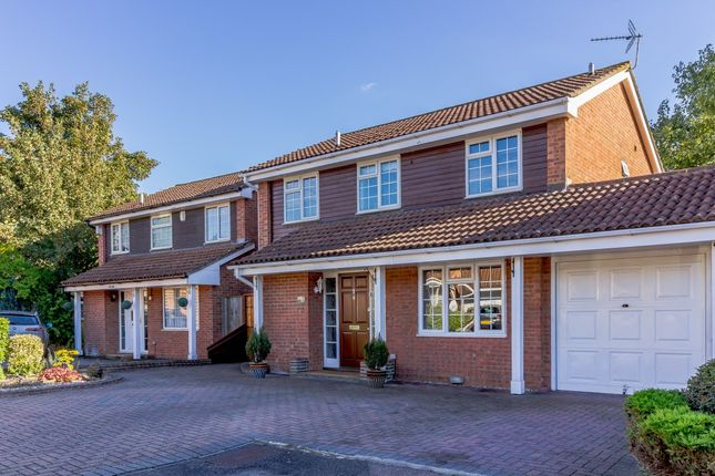 Thumbnail Detached house for sale in Carroll Gardens, Aylesford, Kent