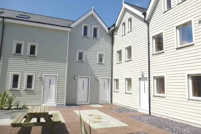 Thumbnail Terraced house to rent in The Strand, Bude, Cornwall