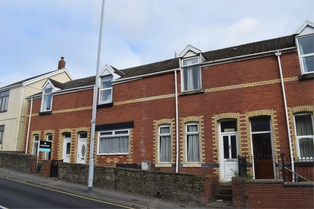 3 bed terraced house to rent in Gower Road, Sketty, Swansea SA2